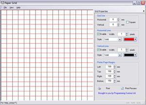 Paper Grid 2.00